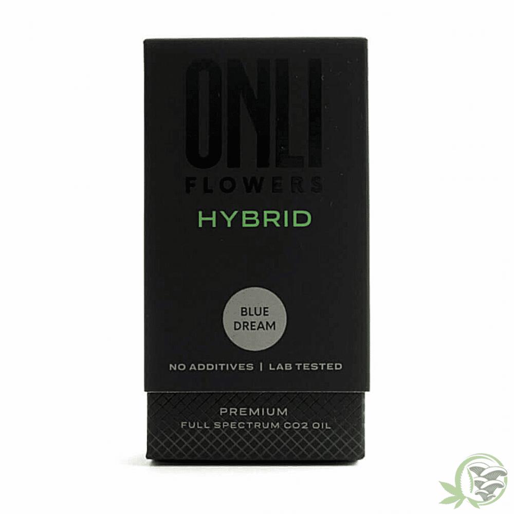 Hybrid Blue dream vapour cartridge by Onli