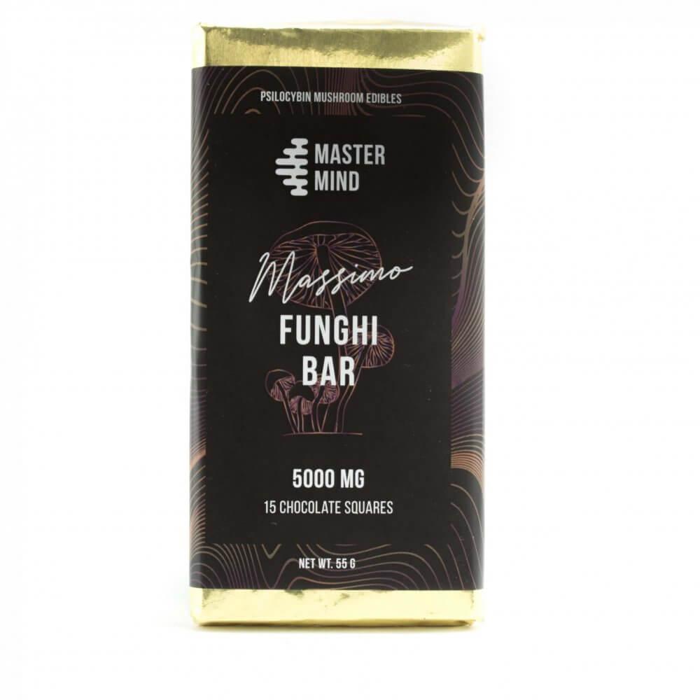 Magic Mushroom milk choco bar