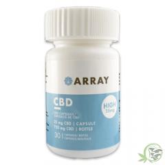 Array CBD High 25mg Caps at Sacred Meds