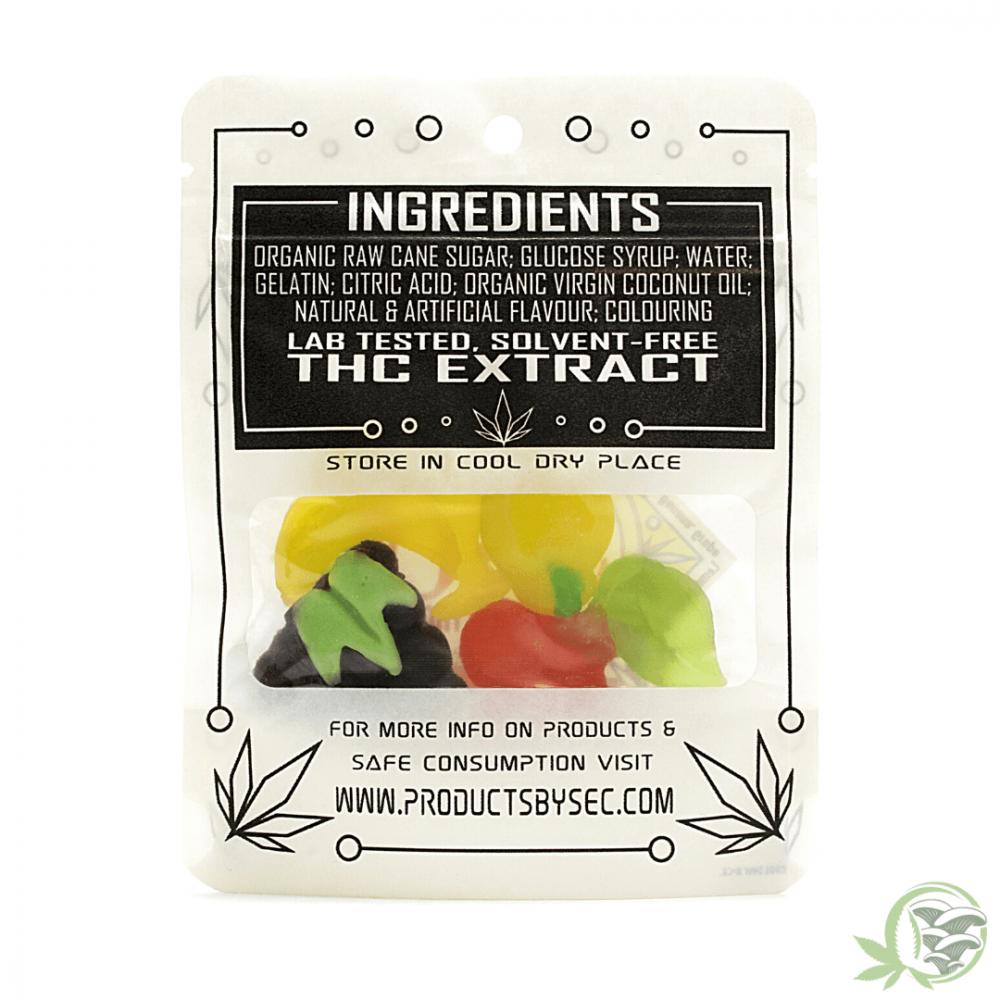 SeC Fruit Salad Gummies