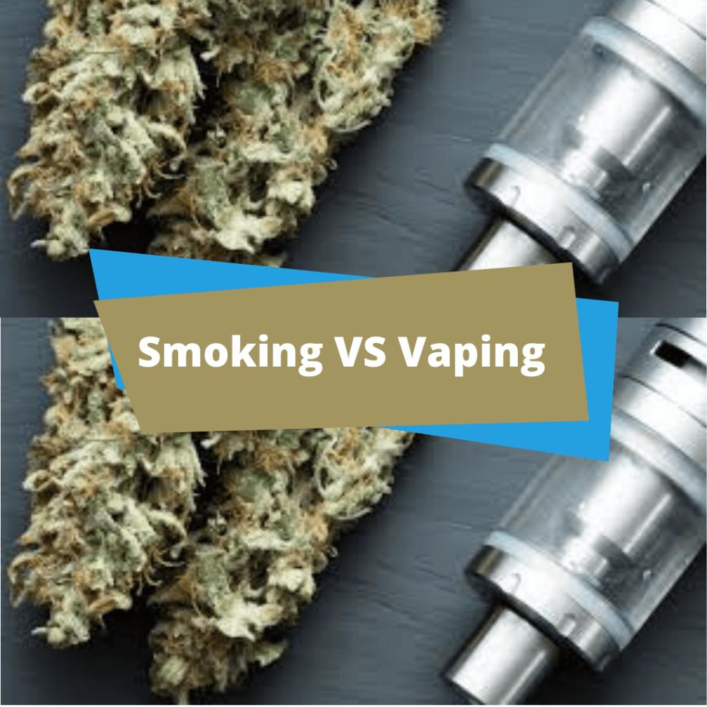 vapiung vs smoking