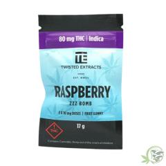 zzz bombs jelly raspberry indica