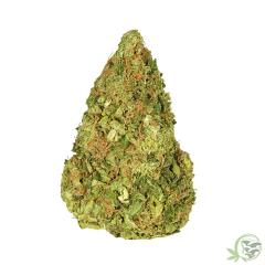 wasabi indica dominant hybrid cannabis strain
