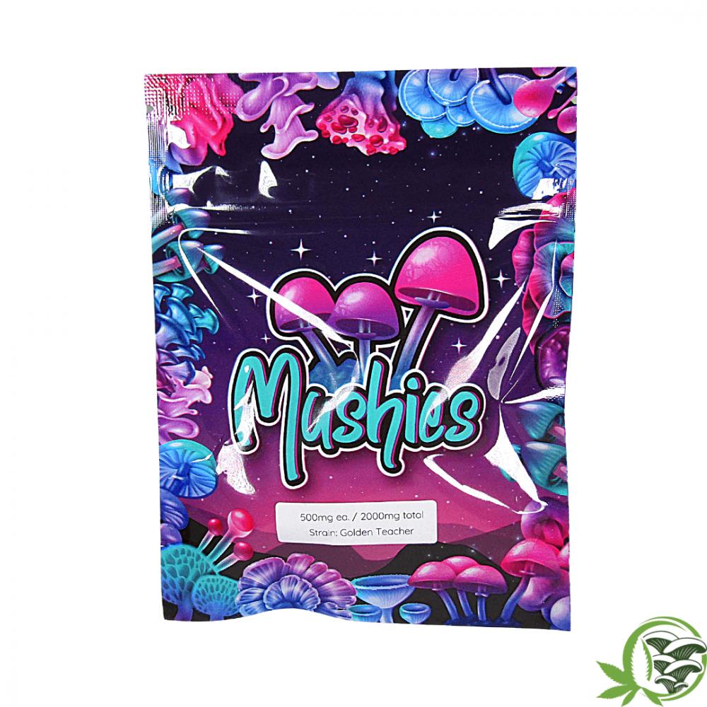 Mushis magic mushroom gummies