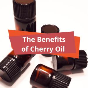 Cherry Oil Honey Oil