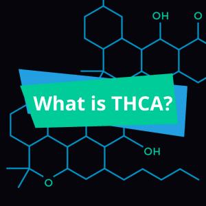 THCA Tetrahydrocannabinolic acid
