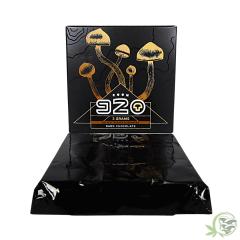 Dark Chocolate Mushroom Bar by Room 920
