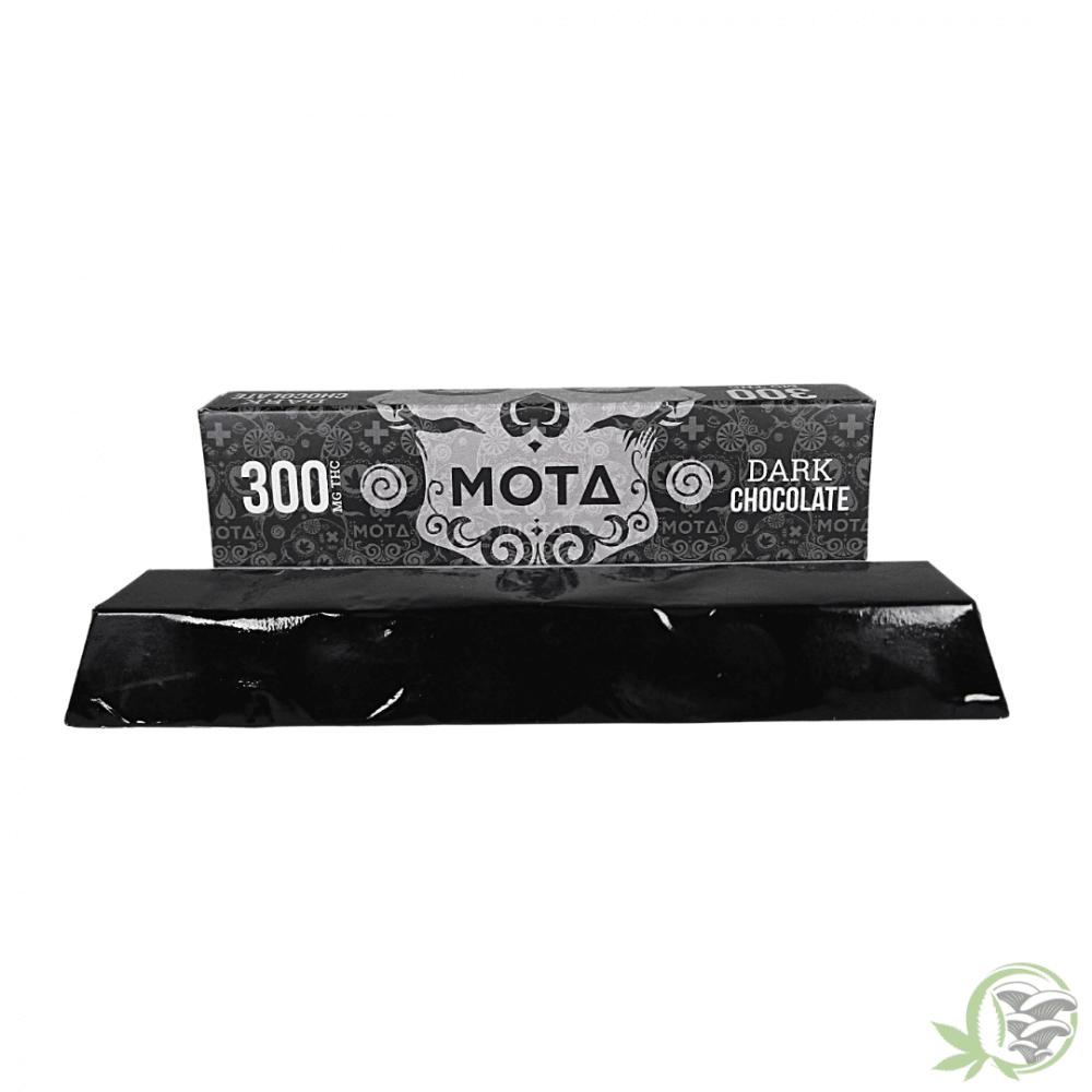Mota Dark chocolate bar