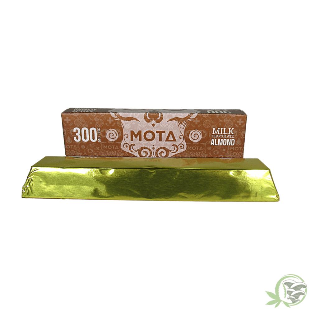 Mota milk chocolate bar