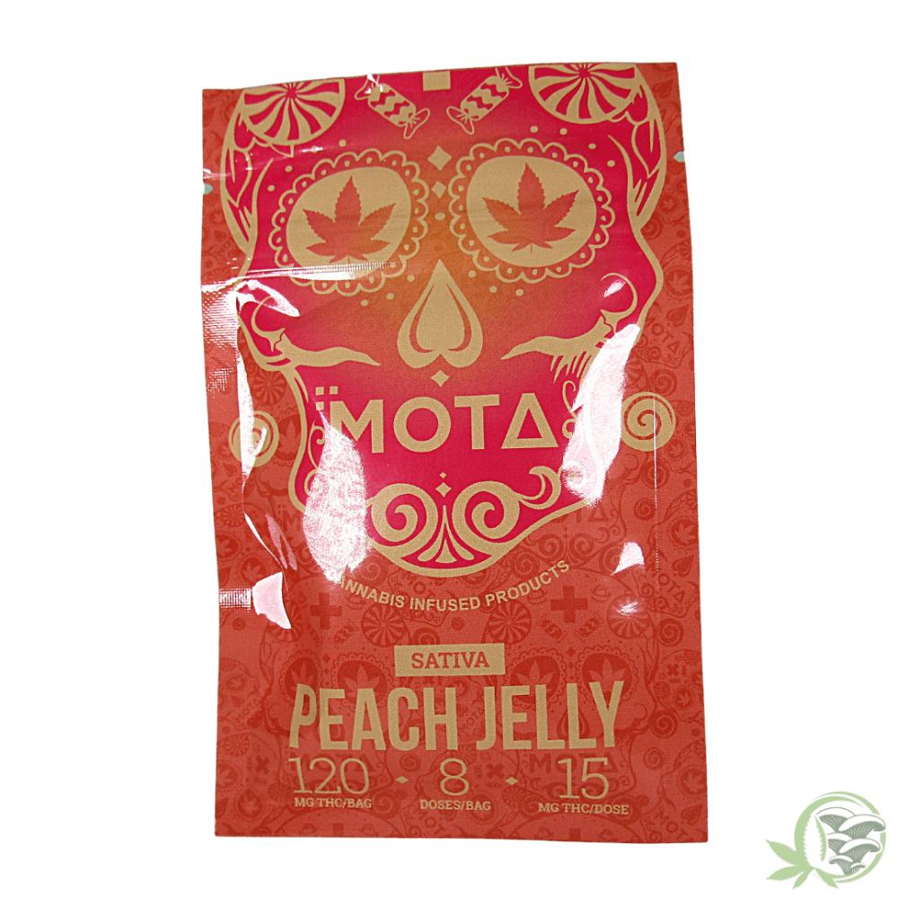 Sativa Peach Jelly by Mota