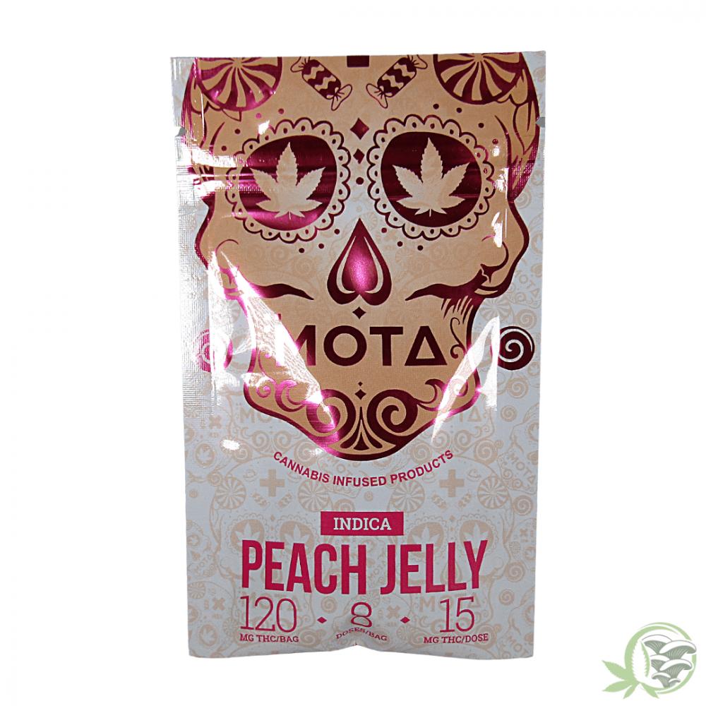 indica Peach Jelly by Mota